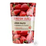 Soap Fresh juice with guava liquid 500g