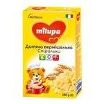 Milupa Spirals Vermicelli Children's for Food of Children from 12 Months 280g