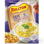 Rollton With Onion Instant Potato Puree 40g