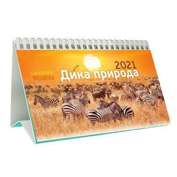 Календарь настольный Пирамида перекидная в ассортименте - купить, цены на МегаМаркет - фото 3