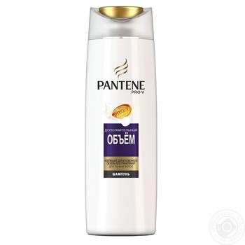 Pantene Pro-V Shampoo Extra volume for fine hair 400ml