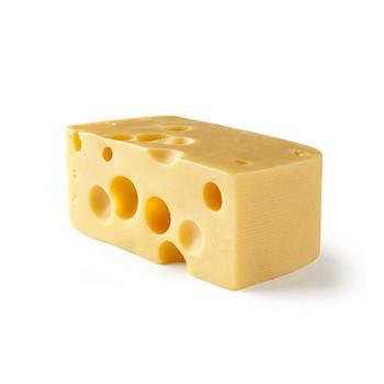 Сыр Фуршет Маасдам 45% - купить, цены на Фуршет - фото 1