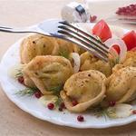 Смажені пельмені по-узбецьки