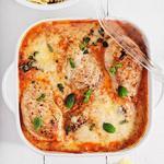 Куриные грудки alla Parmigiana