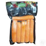 Carrot Slavjanka whole fresh washed peeled 500g - buy, prices for Novus - image 1
