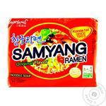 Лапша Samyang Рамен 120г