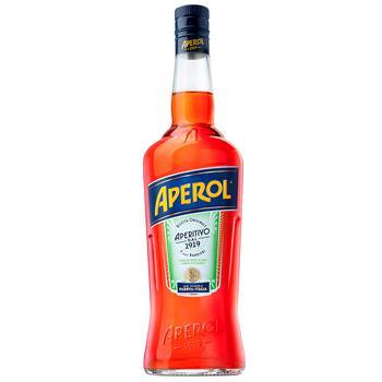 Аперитив Aperol Aperetivo 1л - купити, ціни на Ашан - фото 1