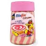 Паста  Mix Fix Cream полунично - молочний 400г x12