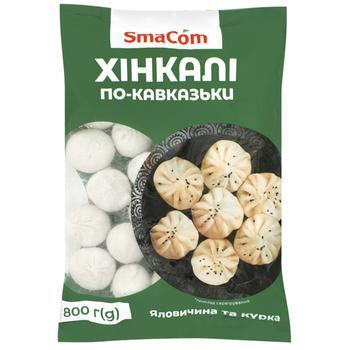 Хінкалі SmaCom по-кавказьки 800г - купити, ціни на Varus - фото 1
