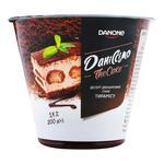 Десерт кисломолочний Даніссімо The Cake Тирамісу 5,4% 200г