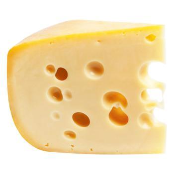 Сыр Kroon Маасдам 45% весовой - купить, цены на Фуршет - фото 2