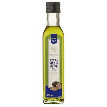 Масло оливковое Metro Chef Extra Virgin с трюфелем 250мл