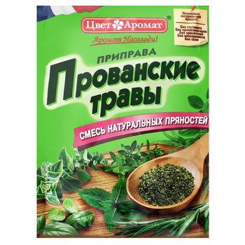 Приправа ЦветАромат Прованские травы 10г - купить, цены на Varus - фото 1