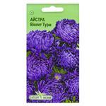 Семена Елитсортсемена Цветы Астра Виолет Турм 0,2г