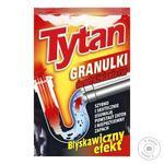Средство Tytan для прочистки труб в гранулах 40г