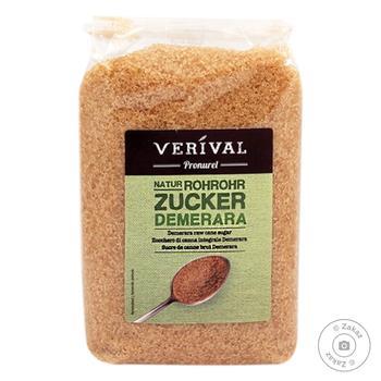 Verival Unrefined Cane Sugar 500g - buy, prices for CityMarket - photo 1