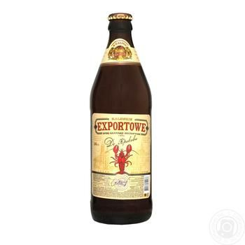 Kalush Browar Exportove do Krakova light beer 5.1% 0,5l - buy, prices for Furshet - image 2