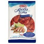 Креветки Vici в панцирі варено-морожені 90/120 1кг