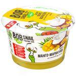 Десерт Bob Snail на кокосовому кремі манго-маракуйя 180г