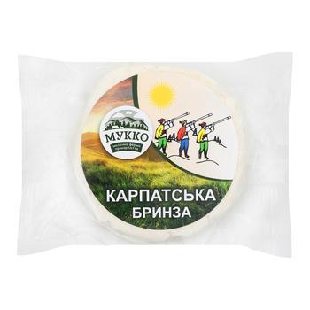 Сыр Муккj Карпатская брынза 48,3%