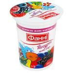 Fanni with berries yogurt 1.5% 280g