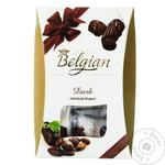 Конфеты Belgian Seahorse черный шоколад 135г
