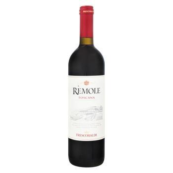 Вино Frescobaldi Remole Toscana красное сухое 12,5% 0,75л