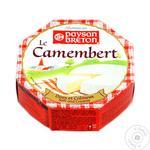 Paysan Breton Camembert Soft Cheese 50% 125g