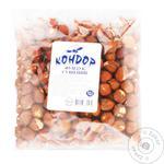 Фундук Кондор сушеный 250г - купить, цены на Ашан - фото 1