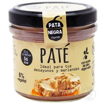 Паштет Pata Negra классический 110г - купить, цены на Novus - фото 1