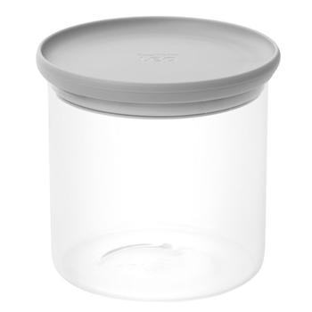 Контейнер BergHOFF Leo скляний для сипких речовин з ложкою 1л