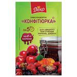 Deko Dry Dessert Mix Confiture 20g