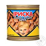Pervomaisk Irisca Non-Fat Cooked Condensed Milk 8,5% 370g - buy, prices for Novus - image 1