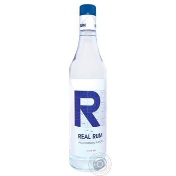 Viejo Corsario Blanco Real Rum 37,5% 1l - buy, prices for Furshet - photo 1