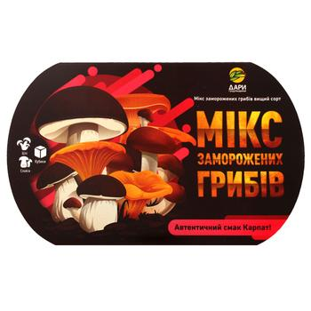 Dary Huculciny Frozen Mushrooms Mix 350g - buy, prices for Tavria V - image 1