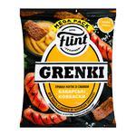Гренки Flint Grenki ржаные со вкусом баварских колбасок 100г