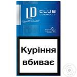 LD Club compact Blue cigarette - buy, prices for Furshet - image 1