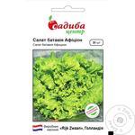 Семена Усадьба Центр афицион салат батавия 30шт