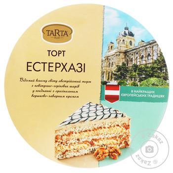 Торт Tarta Эстерхази 500г - купить, цены на Фуршет - фото 1