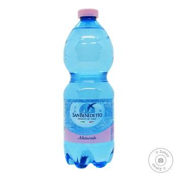 Still mineral water San Benedetto plastic bottle 500ml Italy - buy, prices for Furshet - image 1