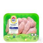 Крыло цыпленка Наша Ряба охлажденное - купить, цены на Novus - фото 1