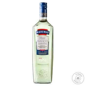 Marengo Bianco Classic white sweet dessert vermouth 16% 0,5l - buy, prices for Furshet - image 1