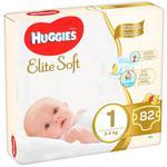 Підгузки Huggies Elite Soft Mega 1 2-5кг 84шт