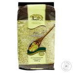 Groats rice Avhust short grain brown 1000g sachet