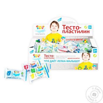 Тесто-пластилин Genio Kids ТА1011 - купить, цены на Ашан - фото 1