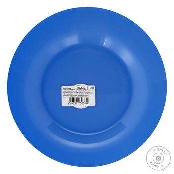 Тарелка Pasabahce Jazzy 195мм 10327-1 JB - купить, цены на Фуршет - фото 1