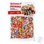 Ukrasa Easter Topping 25g - buy, prices for Furshet - image 1