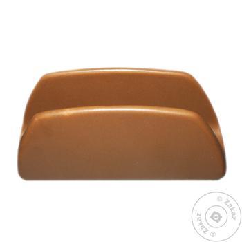 Салфетница Keramia Табако керамика 14см 24-237-039 - купить, цены на УльтраМаркет - фото 1
