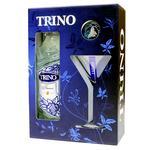 Trino Bianco Wine 1 l + Glass Set