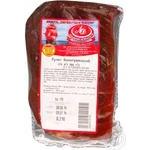 Roll Leningrad meat raw smoked Ukraine